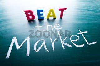 Beat the market