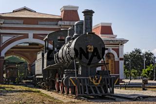 Dampflok, Granada, Nicaragua