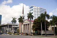 Die Kirche First Baptist Church in Fort Lauderdale