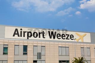 Der Flughafen Weeze (NRN)