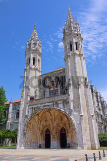 Lissabon Hieronymus Kloster - Lisbon Jeronimos Monastery 02