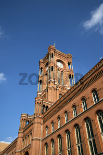 Rotes Rathaus, Berlin Mitte