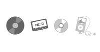 Evolution des Musikhörens
