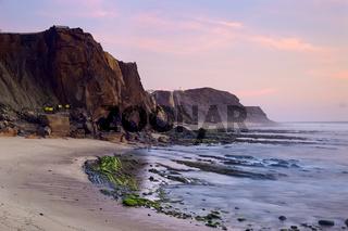 Beach in Santa Cruz