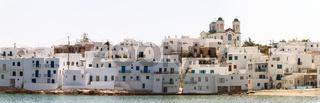 port of Naoussa,  Paros island , Greece