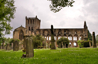 Ruins of the Jedburgh Abbey