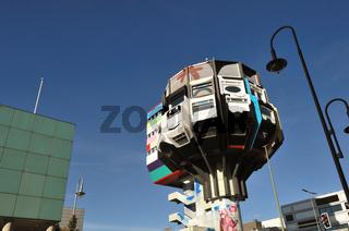 Berlin Bierpinsel Turm