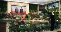 Pjongjang Blumen Ausstellung