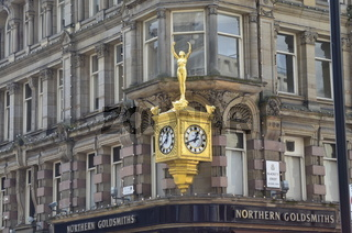 Grossbritannien, Newcastle, Northern Goldsmiths