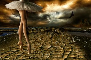 Der einsame Tanz