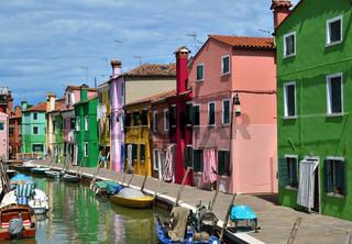 Burano  - Venetien