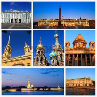 Impressions of Saint Petersburg