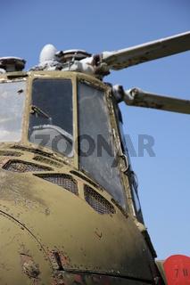 Helikopter Mil Mi-4