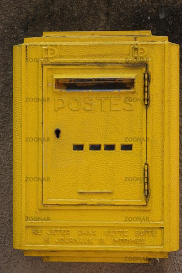 Foto Franzosischer Briefkasten Bild 4880142