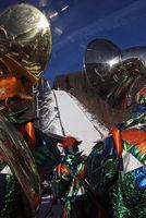 Skifliegen Oberstdorf FIS-Team-Tour Guggemusik