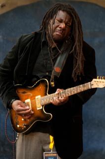 Bluesgitarrist