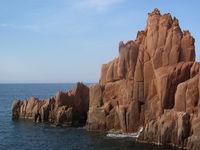 Rote Felsen