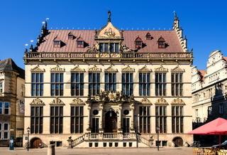 Der Schütting in Bremen
