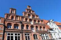 Treppengiebel in Lüneburg