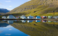 Seydisfjördur in Island