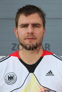 DHB Handball-Nationalspieler Christoph Theuerkauf (DHB-Team , SC Magdeburg ,TBV Lemgo ,HBW Balingen)