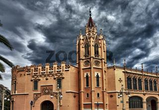 Palacio Municipal de la Exposicion