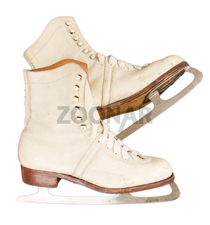 Very old figure skate