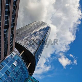 Wolkenkratzer in Köln