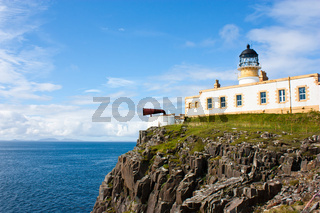 Lighthouse in Sutherland