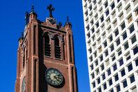 kontrast kirche hochhaus san francisco