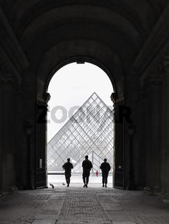 Paris - France Musee du Louvre