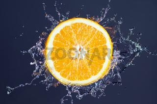 Orange Splash