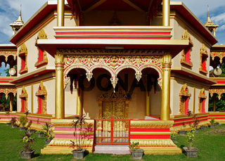Goldtempel in Laos