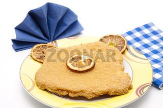Schnitzel mit Zitrone