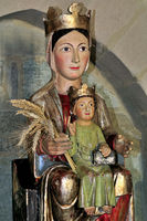 Spanien: Santa Maria la Real de Eunate