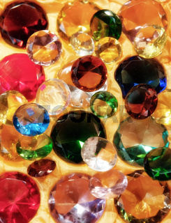 glass gems