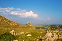 view of the valley Durmitor