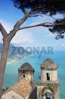 Amalfi Kueste - Amalfi coast 07