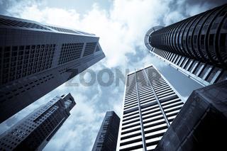 urban cityscape