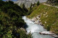 Bergbach Val Vedoz