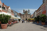 Speyer Altstadt