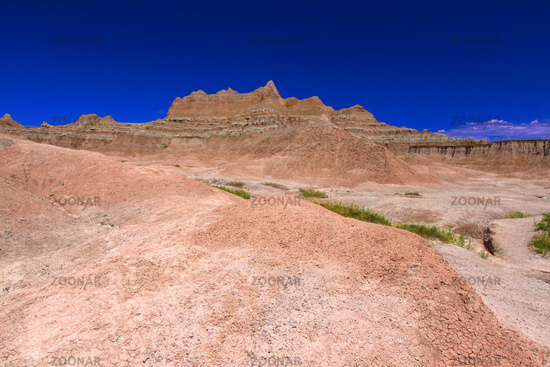 Badlands Rock Formations