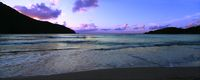 Tortola Panoramic Sunset