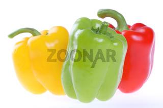 Vegetables, Bulgarian Pepper