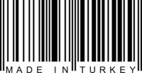 Barcode - Made in Turkey