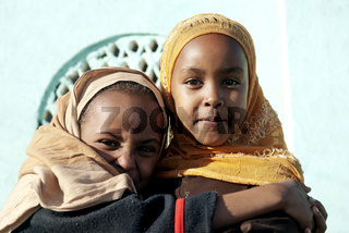 muslim girls in harar ethiopia
