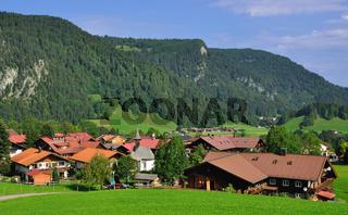 Urlaubsort Kornau im Allgäu