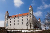 Stary Hrad - ancient castle