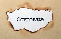 Corporate concept