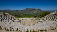Greek Theater in Segesta